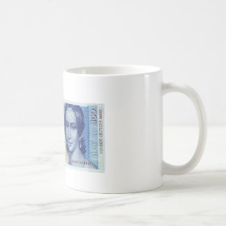 Hundert Deutsche Mark Coffee Mug