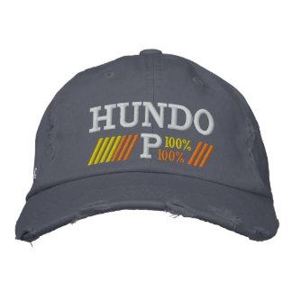 Hundo P Low Profile Cap Hat