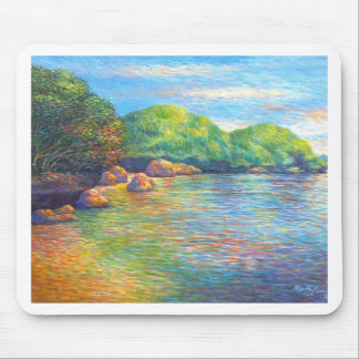 Hundred Islands Philippines Mousepad