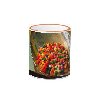Hundreds and Thousands Ringer Mug