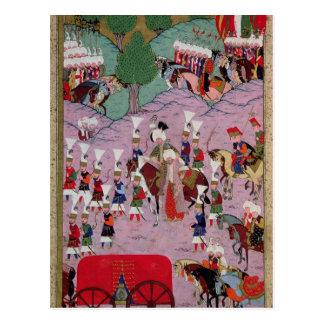 Hunername' Postcard
