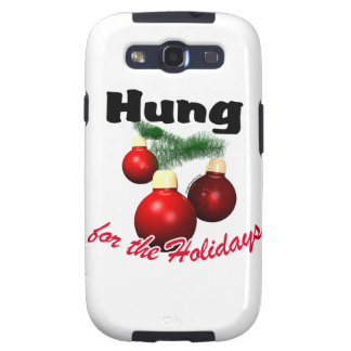 Hung for the Holidays Galaxy SIII Cover