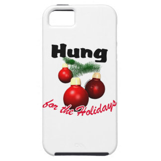 Hung for the Holidays Tough iPhone 5 Case