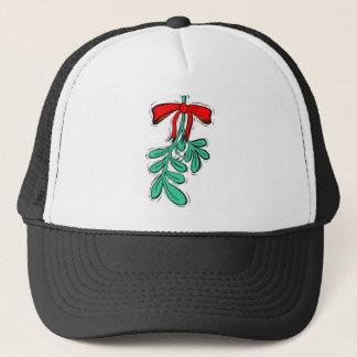 Hung Misteltoe Trucker Hat