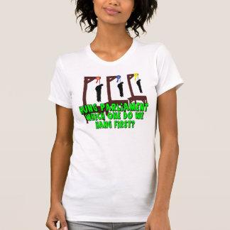Hung Parliament T-shirt