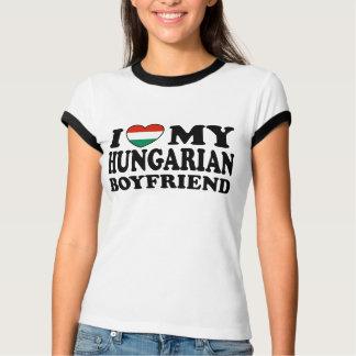 Hungarian Boyfriend T-Shirt