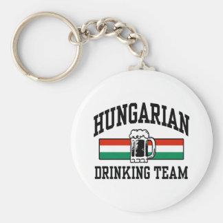 Hungarian Drinking Team Key Ring