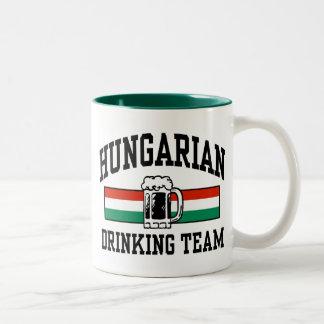 Hungarian Drinking Team Coffee Mugs