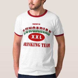 Hungarian Drinking Team T-Shirt