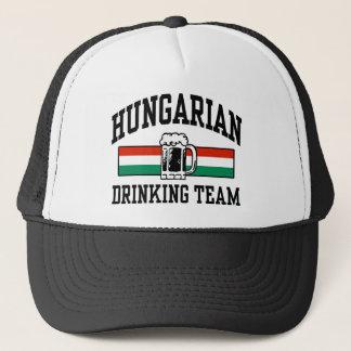 Hungarian Drinking Team Trucker Hat