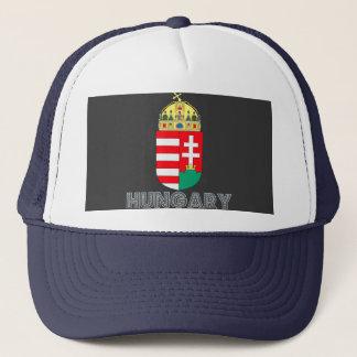 Hungarian Emblem Trucker Hat