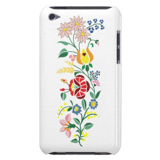 Hungarian flower Embroidery iPod Touch Cover