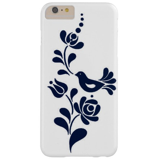 Hungarian folk folk motif barely there iPhone 6