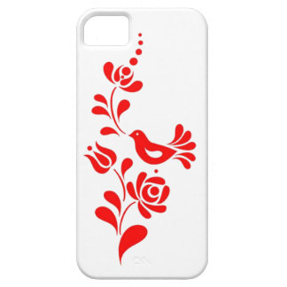 Hungarian folk motive iPhone 5 cases