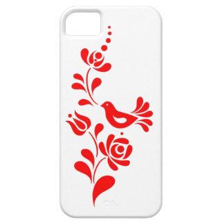 Hungarian folk motive iPhone 5 cover