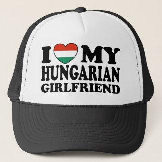 Hungarian Girlfriend Trucker Hat