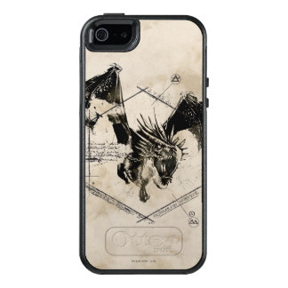Hungarian Horntail Dragon 2 OtterBox iPhone 5/5s/SE Case