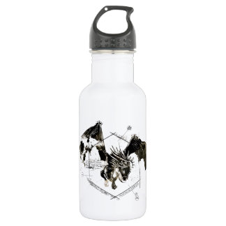 Hungarian Horntail Dragon 532 Ml Water Bottle