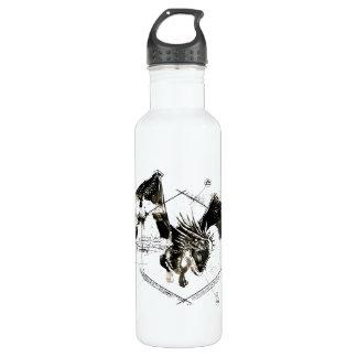 Hungarian Horntail Dragon 710 Ml Water Bottle