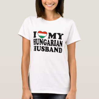 Hungarian Husband T-Shirt
