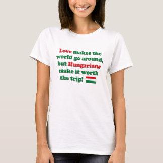 Hungarian Love T-Shirt