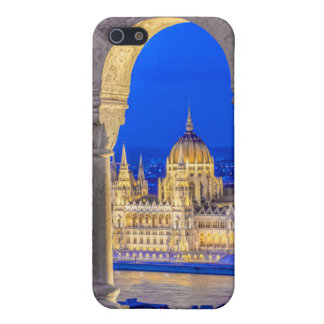 Hungarian Parliament Building at Dusk iPhone 5 Case