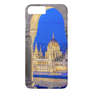 Hungarian Parliament Building at Dusk iPhone 8 Plus/7 Plus Case