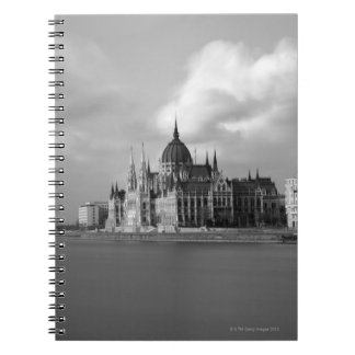 Hungarian Parliament building Note Book