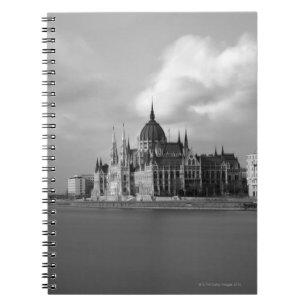 Hungarian Parliament building Notebook