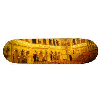 Hungarian Parliament interior 21.6 Cm Skateboard Deck