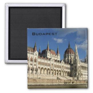 Hungarian Parliament Magnet