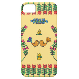Hungarian patterns iPhone 5 cases
