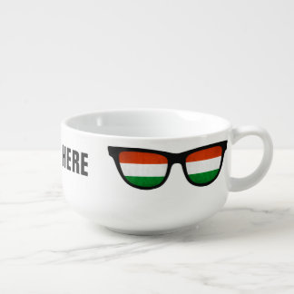 Hungarian Shades custom soup mug