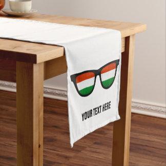 Hungarian Shades custom table runners