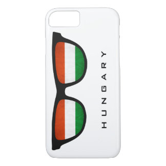 Hungarian Shades custom text & color cases