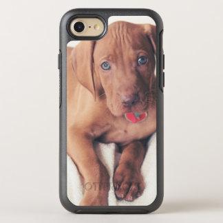 Hungarian Vizsla Puppy OtterBox Symmetry iPhone 8/7 Case