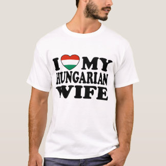 Hungarian Wife T-Shirt