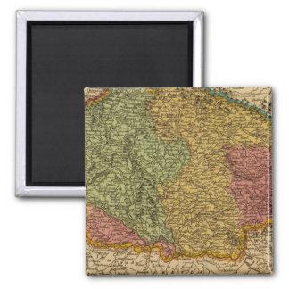 Hungary 2 magnet