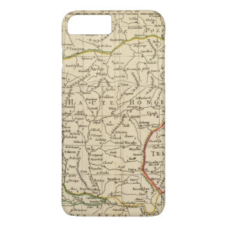 Hungary 3 iPhone 7 plus case