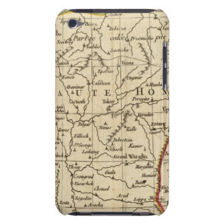 Hungary 3 iPod touch Case-Mate case