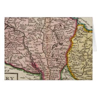 Hungary and Transilvania Card