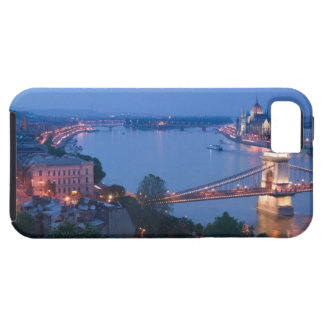 HUNGARY, Budapest: Szechenyi (Chain) Bridge, 2 Tough iPhone 5 Case