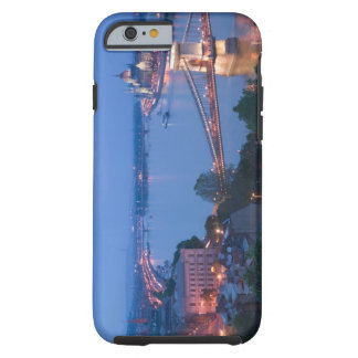 HUNGARY, Budapest: Szechenyi (Chain) Bridge, 2 Tough iPhone 6 Case