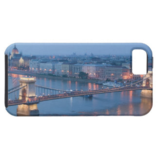 HUNGARY, Budapest: Szechenyi (Chain) Bridge, 3 iPhone 5 Cases