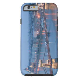 HUNGARY, Budapest: Szechenyi (Chain) Bridge, 3 Tough iPhone 6 Case