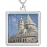 Hungary, capital city of Budapest. Buda, Castle 2 Necklaces
