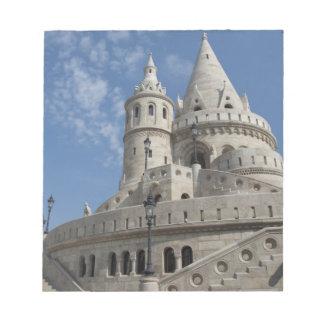 Hungary, capital city of Budapest. Buda, Castle 2 Notepad