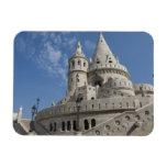 Hungary, capital city of Budapest. Buda, Castle 2 Vinyl Magnet