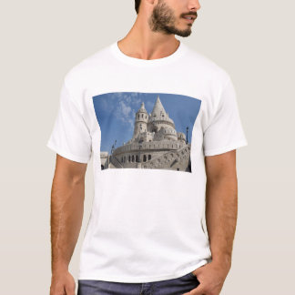 Hungary, capital city of Budapest. Buda, Castle 2 T-Shirt