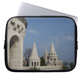 Hungary, capital city of Budapest. Buda, Castle Laptop Sleeve